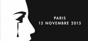 Paris attentats 13 novembre 2015 femme pleurant